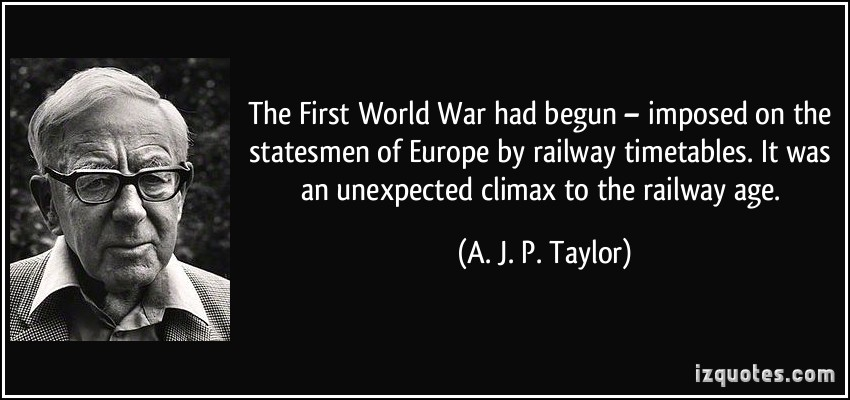 A. J. P. Taylor's quote #3