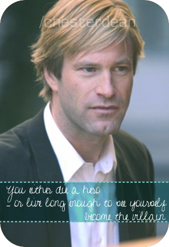 Aaron Eckhart's quote #6