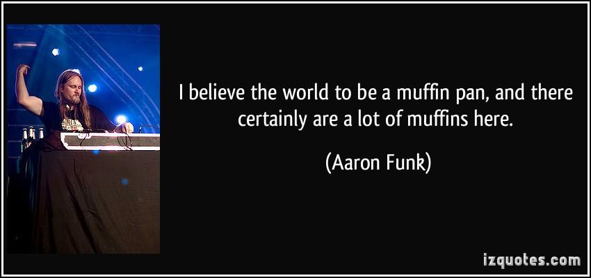 Aaron Funk's quote #1
