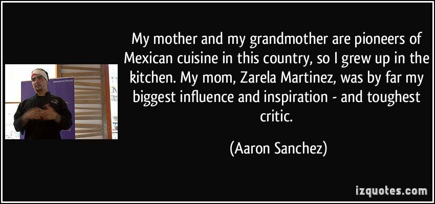 Aaron Sanchez's quote #5
