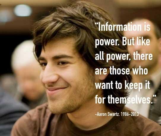 Aaron Swartz's quote #6