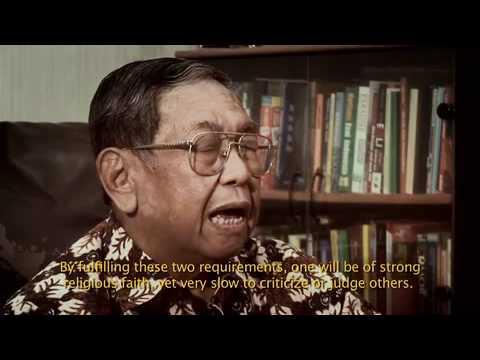 Abdurrahman Wahid's quote