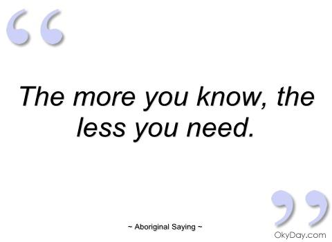 Aboriginal quote #2