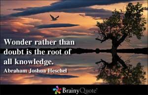 Abraham Joshua Heschel's quote #4