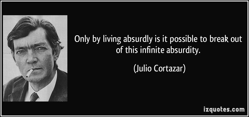 Absurdity quote #1