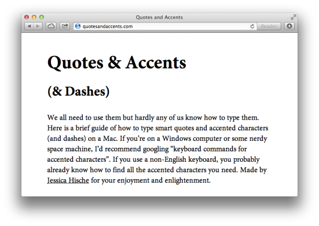 Accents quote #1