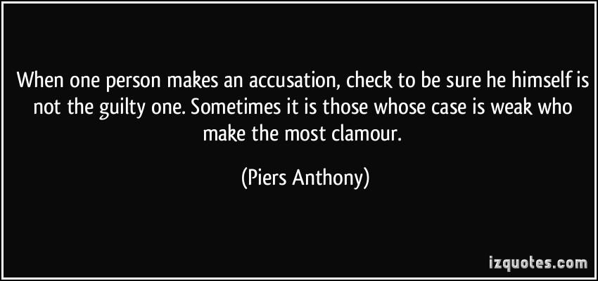Accusation quote #2