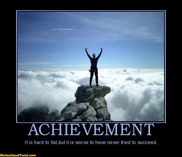 Achievements quote #1