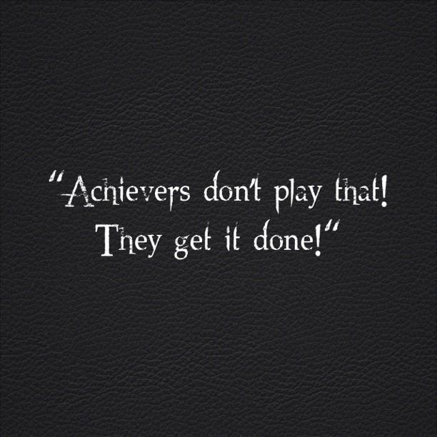 Achievers quote #1
