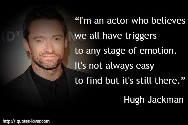 Acting quote #3