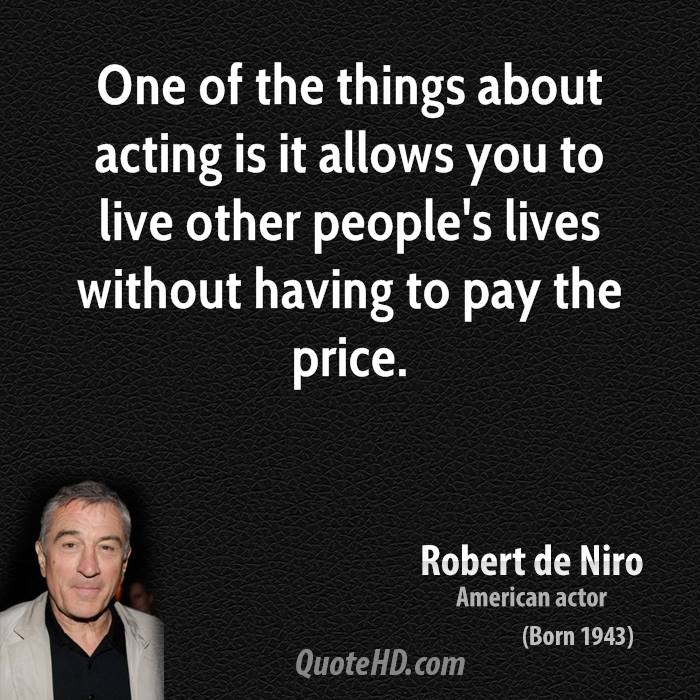 Acting quote #2