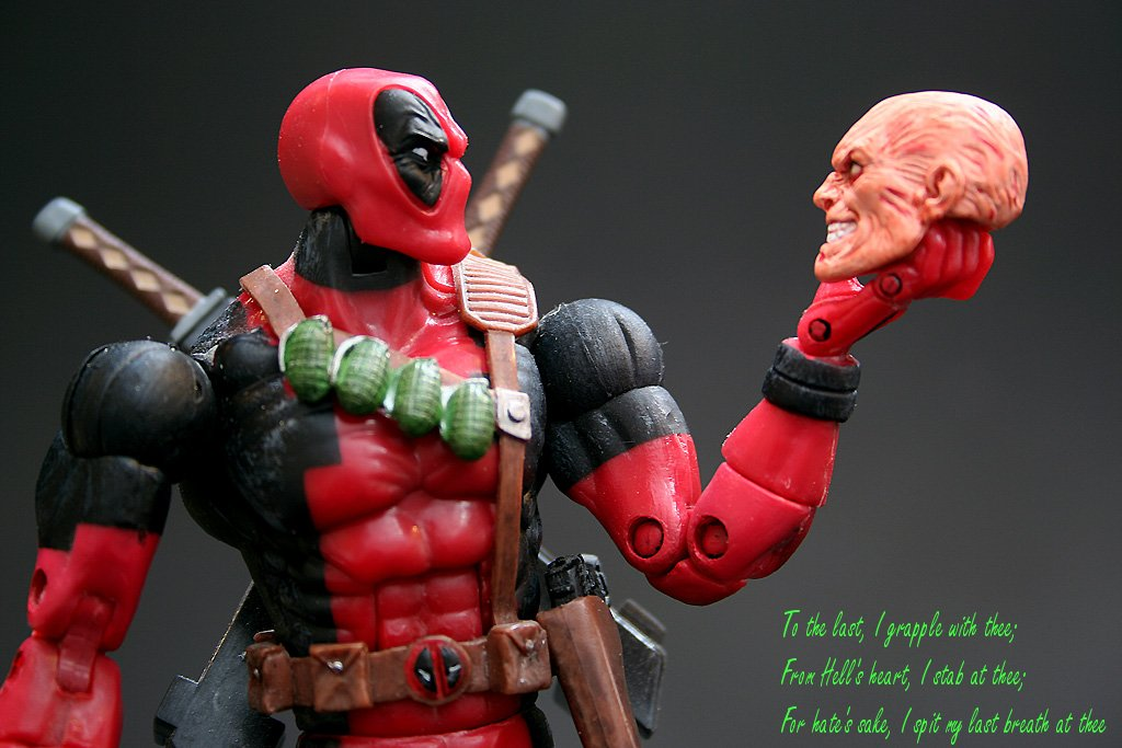 Action Figure quote #2