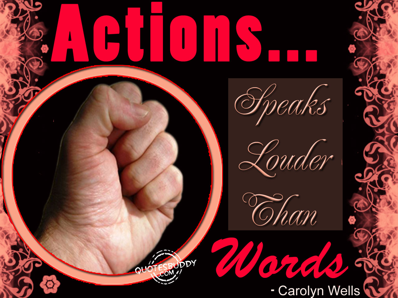 Actions quote #3