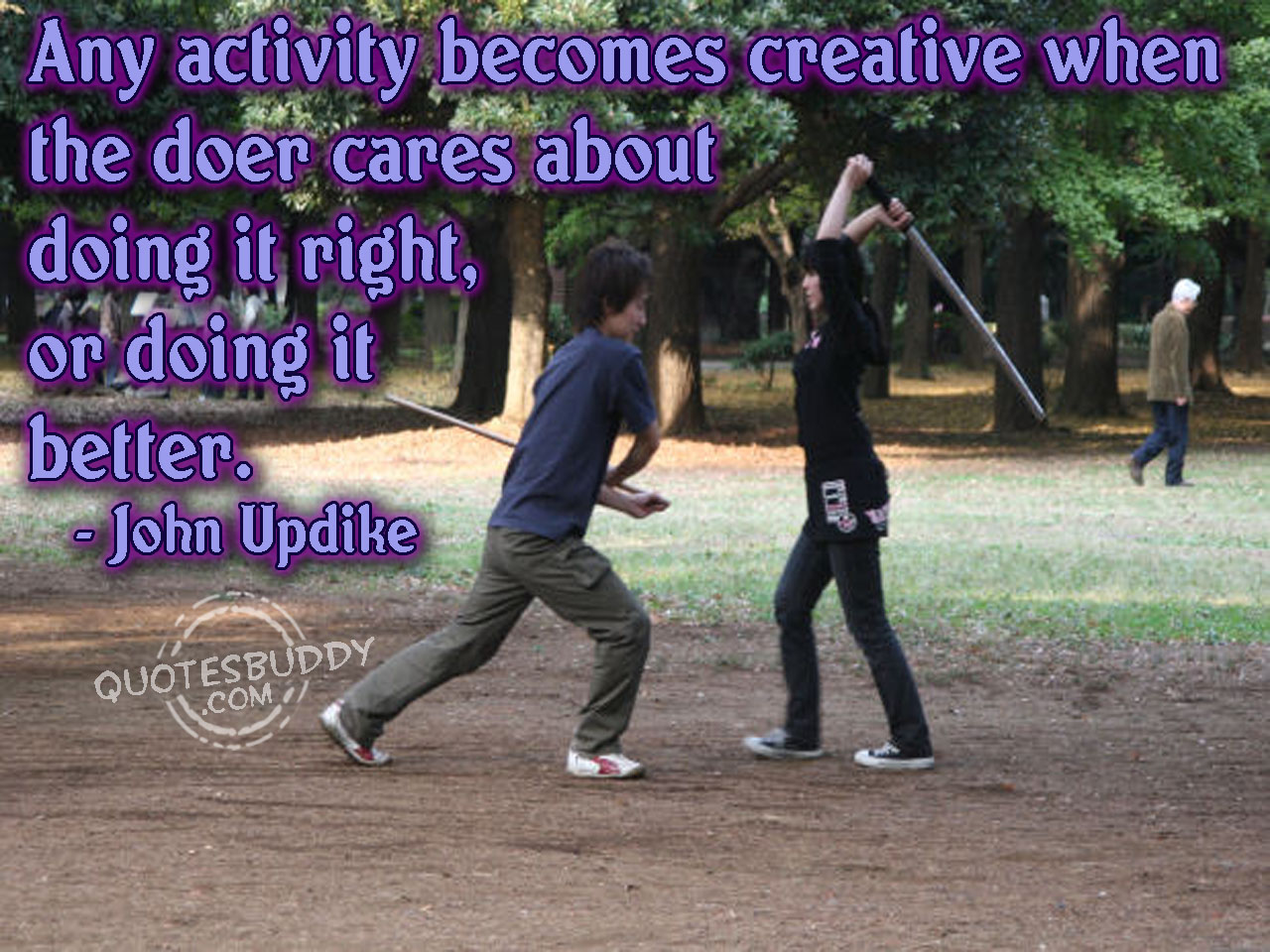 Activity quote #4