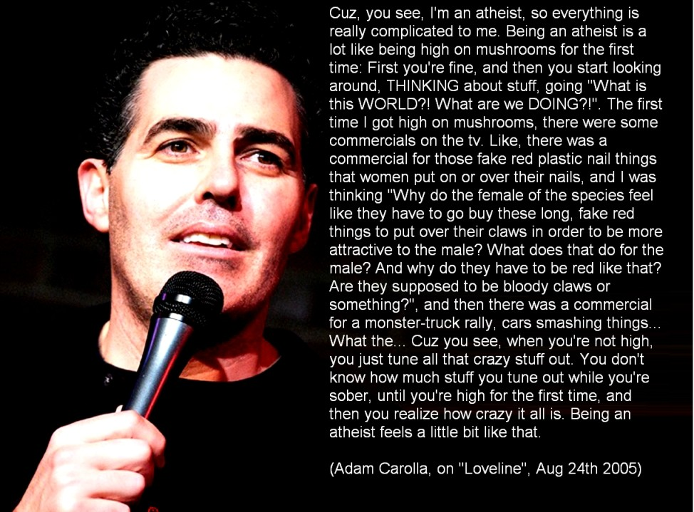 Adam Carolla's quote #2