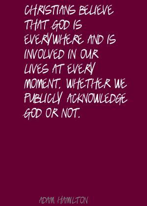 Adam Hamilton's quote #4