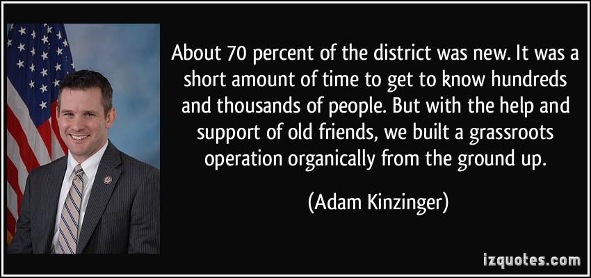 Adam Kinzinger's quote #2