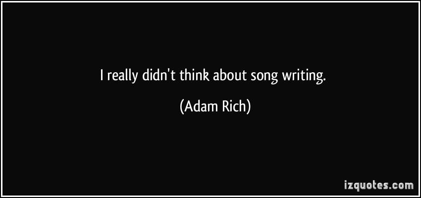 Adam Rich's quote #2