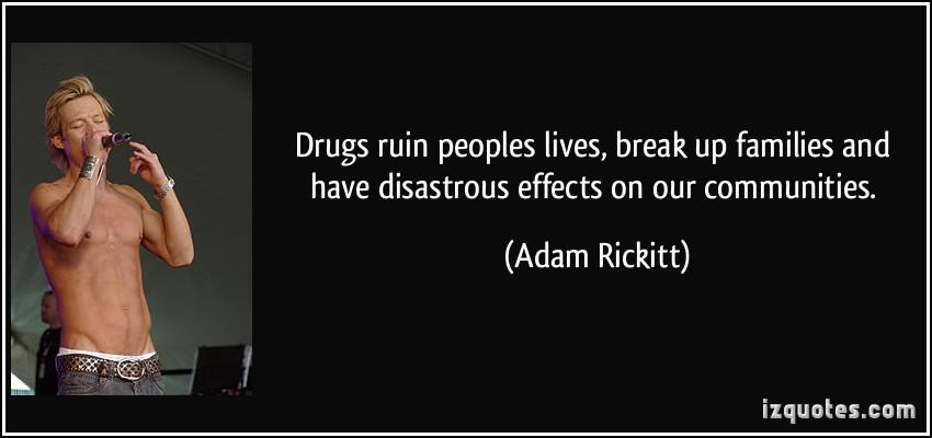 Adam Rickitt's quote