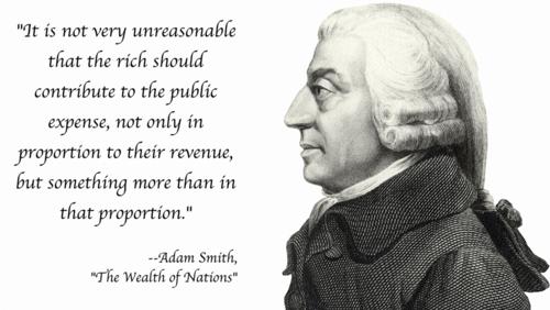 Adam Smith's quote #1