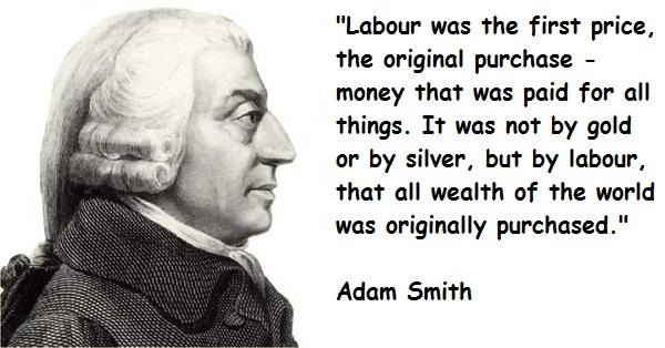 Adam Smith's quote #3