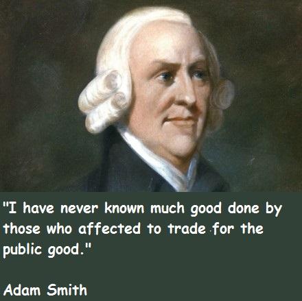 Adam Smith's quote #4