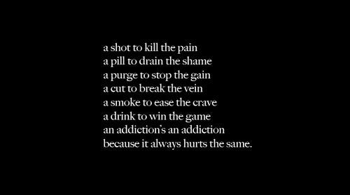 Addict quote #6