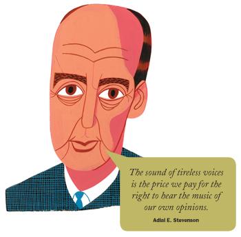 Adlai E. Stevenson's quote #2