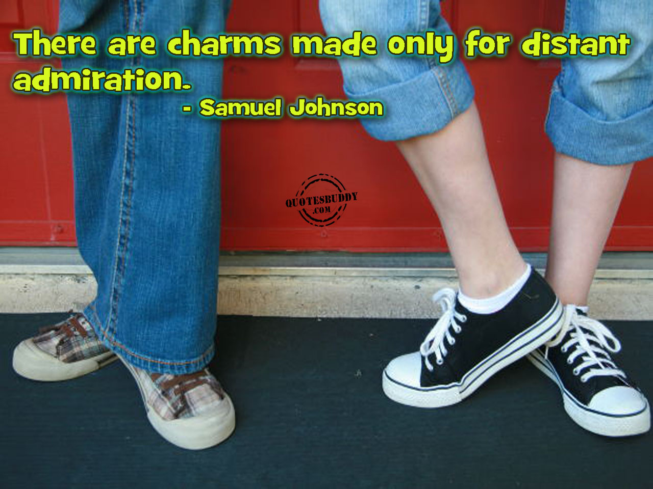 Admiration quote #5