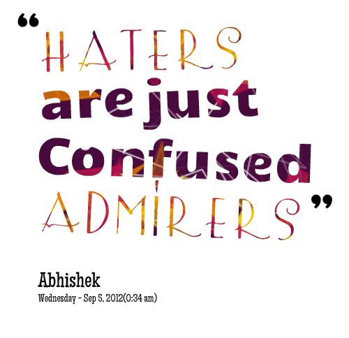 Admirers quote #1