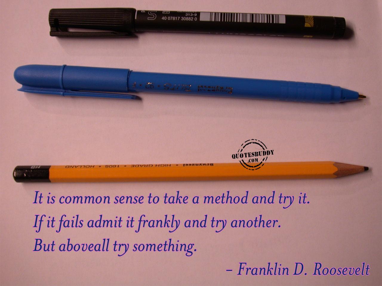 Admit quote #7