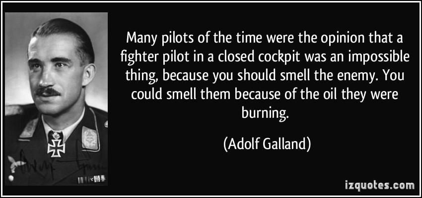 Adolf Galland's quote #2