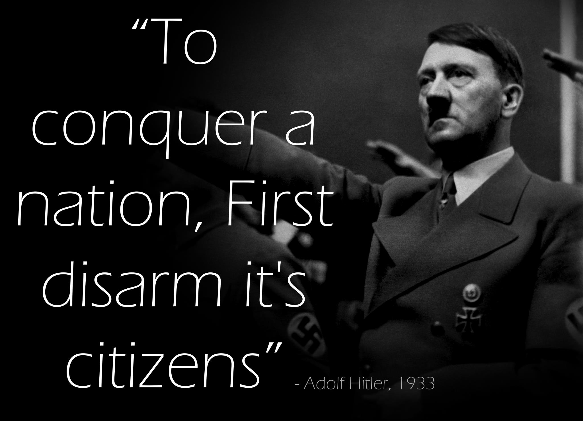 Adolf Hitler's quote #5