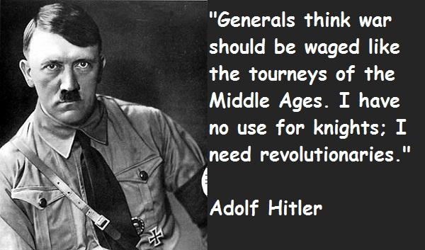Adolf Hitler's quote #8