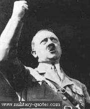 Adolf Hitler's quote #4