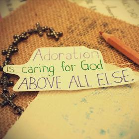 Adoration quote #1