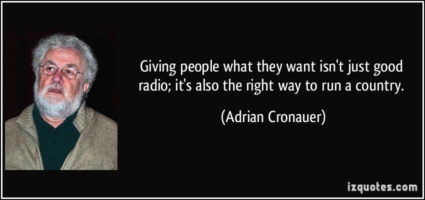 Adrian Cronauer's quote #2