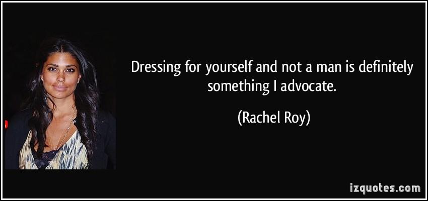 Advocate quote #6
