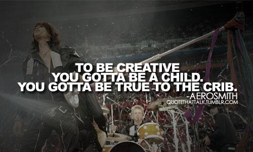 Aerosmith quote #1