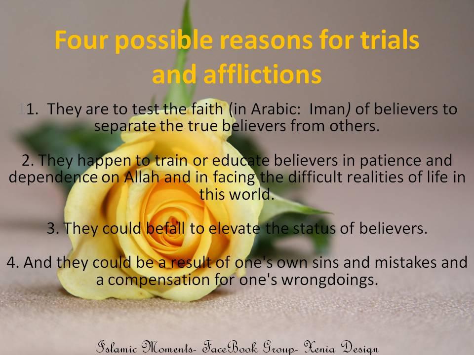 Affliction quote #2
