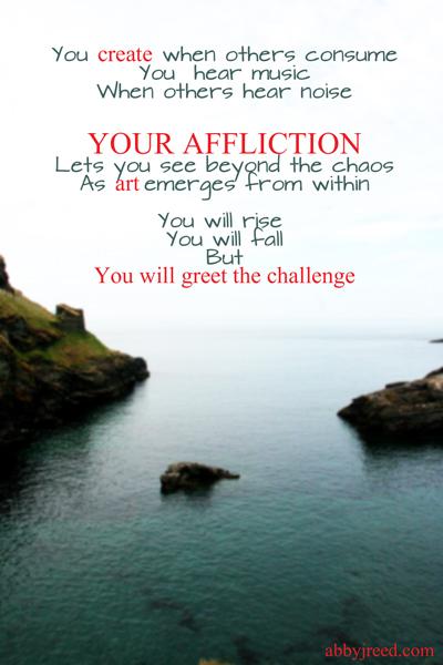 Affliction quote #4