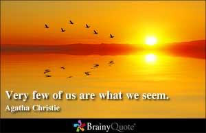 Agatha Christie's quote #1