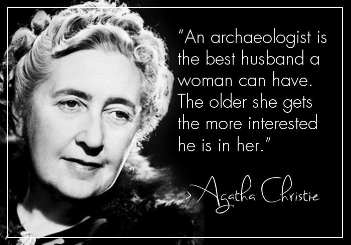 Agatha Christie's quote #2