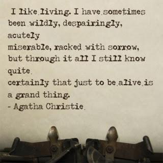 Agatha Christie's quote #4