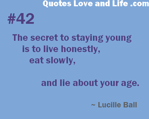 Age quote #4