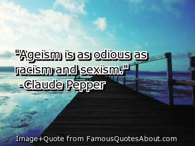 Ageism quote #1