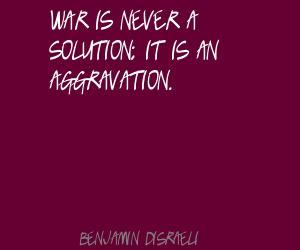 Aggravation quote #1