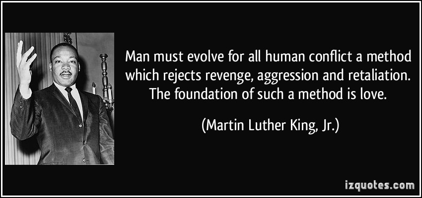 Aggression quote #1