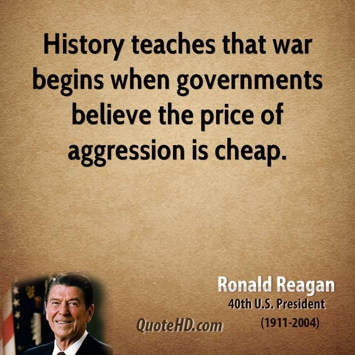 Aggression quote #2