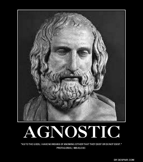 Agnostic quote #3